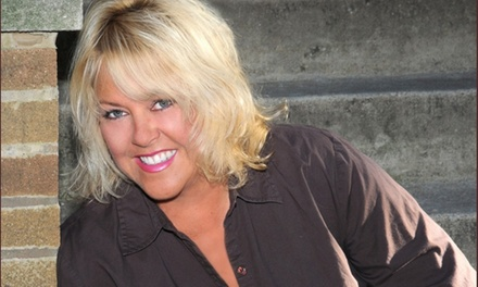 Sonya White: Valentine's Special Show at Courtyards of Andover on February 14 at 8 p.m. (Up to 30%Off)