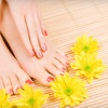 Up to 55% Off Hydrating or Hot-Stone Mani-Pedi