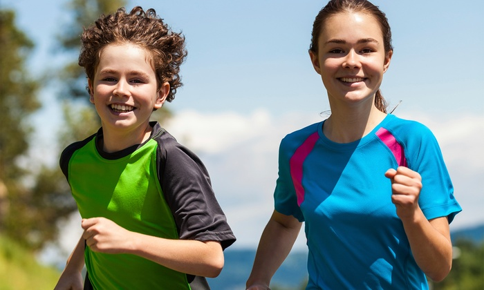 Kopf Running - Sunset Park: Youth Fitness- and Running-Camp One-Week or Summer Pass from Kopf Running (Up to 71%Off)