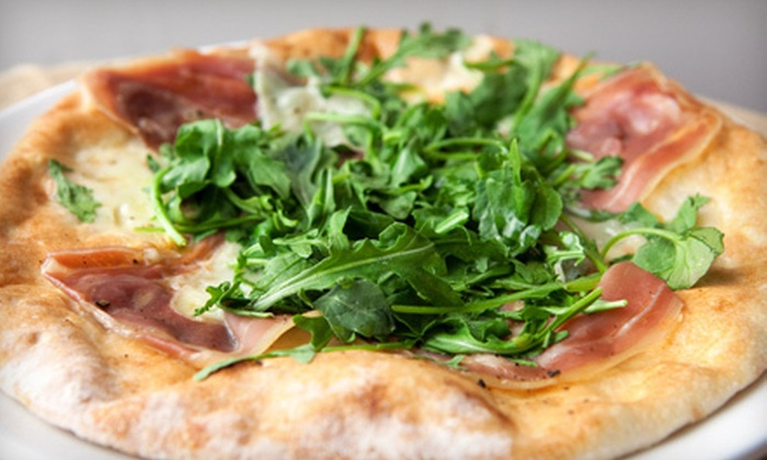 Rose Pistola - North Beach: $30 for $50 Worth of Italian Dinner Cuisine and Drinks at Rose Pistola