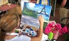 Paint and Palate - San Diego: Painting Event for One or Two from Paint and Palate (Up to 57% Off)