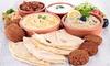 Elysées Chtoura - Paris: 8 ou 14 variétés de mezzés libanais pour 2 ou 4 personnes (choix du chef) dès 19,90 € au restaurant Elysées Chtoura