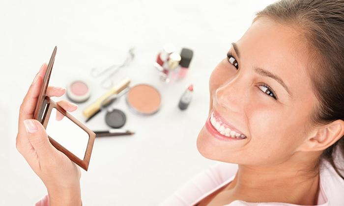 Maquillage - Maquillage: Individuelle Make-up-Schulung für 1 oder 2 Personen im Studio Maquillage (bis zu 67% sparen*)