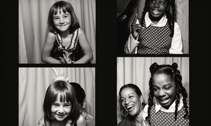 Kids Rule - Hackensack: Two- or Four-Hour Photo-Booth Rental with Photos or Two-Hour Video-Karaoke Rental from Kids Rule (Up to 54% Off)