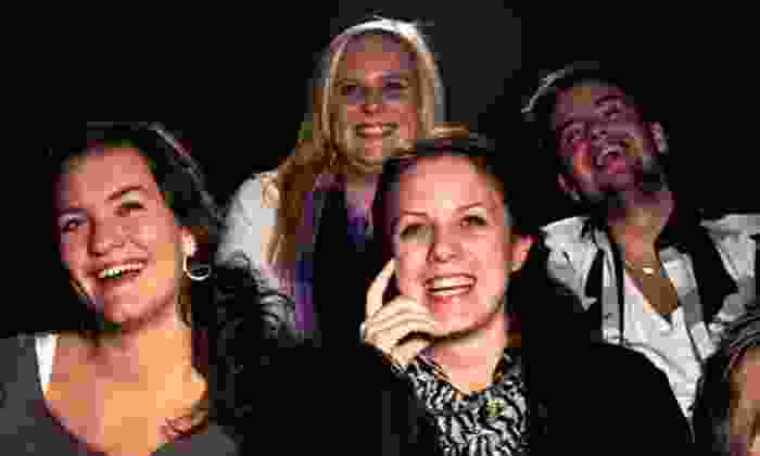 Atno Presents Improv 7 Late Night Comedy - Joy Theater: $25 for Two to See ATNO Presents Improv 7 at The Joy Theater on Saturday, December 15, at 10:30 p.m. (Up to $63 Value)