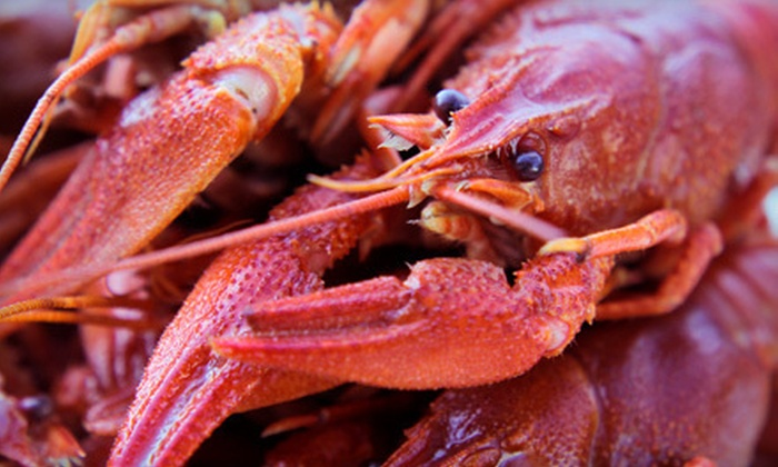 Tampa Bay Seafood Festival - Downtown: One- or Two-Day VIP Outing to Tampa Bay Seafood Festival (Half Off)