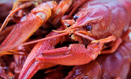 One 1-Day VIP Admission (a $60 value) - Tampa Bay Seafood Festival in Tampa
