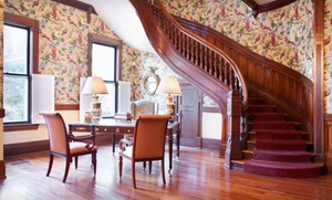 The Governor's House Inn: Stay at The Governor's House Inn in Charleston, SC. Dates into September.