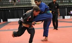 Randori Jiu Jitsu: 5 or 10 Martial Arts Classes or One Month of Unlimited Kids' Classes at Randori Jiu Jitsu (Up to 77% Off)