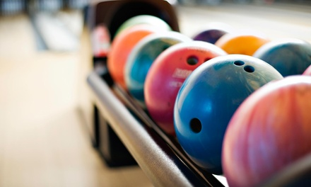 Two Games of Bowling with Shoes for Two, Four, or Six at Lore Lanes (Up to 52% Off)