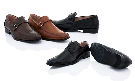 Franco Vanucci Men's Dress Shoes. Multiple Styles Available.