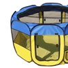 Wire-Frame Collapsible Pet Playpen