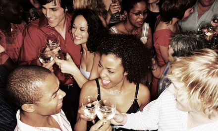 VIP Table Package for Two or Four, or VIP Table for Six or More with Bottle Service at 49 Grove (Up to 77% Off)