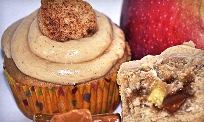 My Sweet Escape Treats - Gardner: One or Two Dozen Cupcakes from My Sweet Escape Treats (Up to 56% Off)