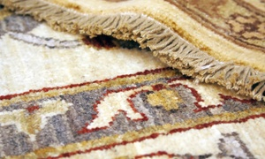 Samir's Rugs: Rugs at Samir's Rugs (50% Off). Four Options Available.