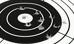 Shooter Ready: $33 for Three Groupons, Each Good for One Half-Hour Range Session at Shooter Ready ($60 Total Value)