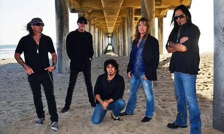 Great White and Slaughter at VooDoo Lounge at Harrah's Casino North Kansas City on August 16 (Up to 49% Off)