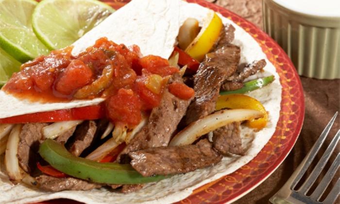 Margaritas Mexican Restaurant - Bellewood: $10 for $20 Worth of Mexican Dinner Cuisine at Margaritas Mexican Restaurant