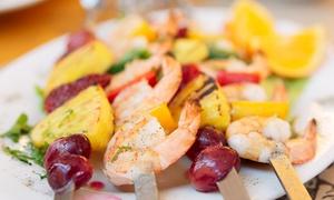 Ristorante Casafelice: Gran menu di pesce con vino bianco per 2 o 4 persone da Ristorante Casafelice (sconto fino a 73%)