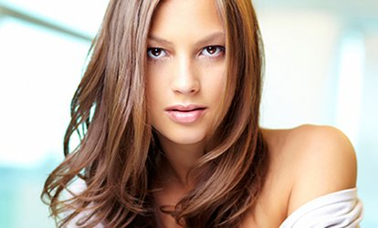 image for Cut, Blow-Dry and Conditioning (£12) With Highlights (from £24) at CJ'Z Hair and Beauty (Up to 63% Off)