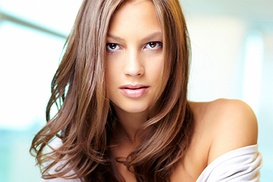 CJ'Z Hair and Beauty: Cut, Blow-Dry and Conditioning (£12) With Highlights (from £24) at CJ'Z Hair and Beauty (Up to 63% Off)