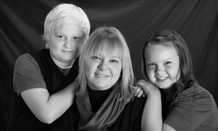 Schwabe Studio Photography - Butler: Deluxe or Digital Photo Packages at Schwabe Studio Photography (Up to 85% Off)