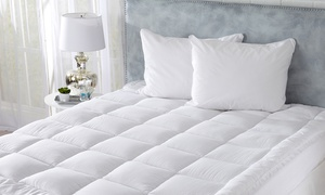 "Ultra-Soft 2"" Thick Mattress Pad Cover"