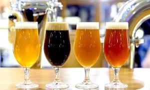 Cave à Bulles, 4ème: Dégustation de 5 bières artisanales pour 2 ou 4 personnes dès 35 € à La Cave à Bulles