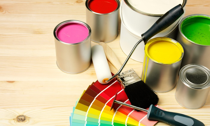 Kcc Painting - Inland Empire: $50 for $100 Worth of Wallcoverings — KCC Painting