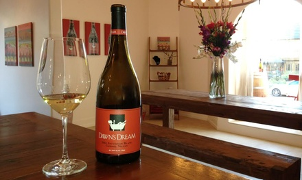 Wine Tasting for Two or Four with Purchase Credit at Dawn's Dream Winery (38% Off)