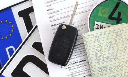 Service carte grise (déclaration de cession, changement de titulaire ou d'adresse) dès 9,90 € avec Ncg Autos