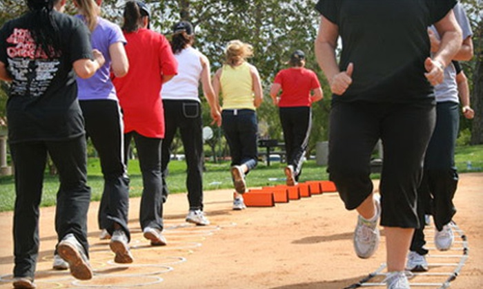 NYC Adventure Boot Camp for Women - Central Park: Four- or Eight-Week Women's Boot Camp at NYC Adventure Boot Camp for Women (Up to 72% Off)