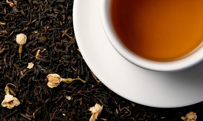 The Secret Tea Room - Old Irving Park: Queen's Tea for Two or Four at The Secret Tea Room (Half Off)