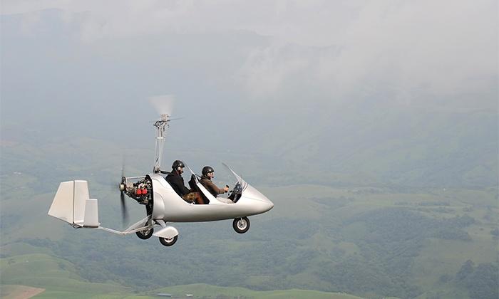 GYROCLUB LA CIERVA (AEROAVENTURA) - Gyroclub La Cierva: Experiencia de vuelo en autogiro por 49 €