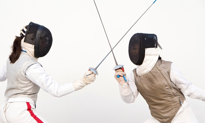 Peekskill Fencing Center - Peekskill: Five Group Fencing Classes and One 30-Minute Private Lesson for One or Two at Peekskill Fencing Center (Up to 79% Off)
