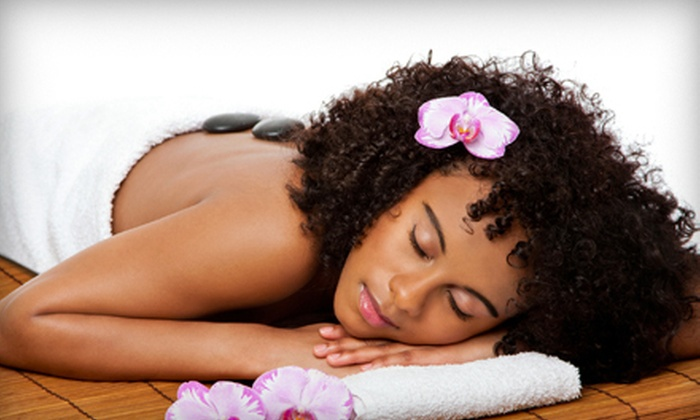 Tease Inc. Salon and Spa - Port St. Lucie: $87 for Spa Package with Hot-Stone Massage and European Facial at Tease Inc. Salon and Spa ($175 Value)