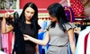 A Diva's Everything Boutique - East Seven Mile and Dequindre: Clothing, Purses, and Accessories at A Diva's Everything Boutique (Up to Half Off). Two Options Available.