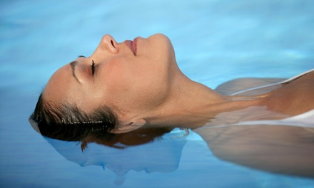 $45 for a 90-Minute Float-Therapy Treatment at Requiescent Float Center ($65Value)