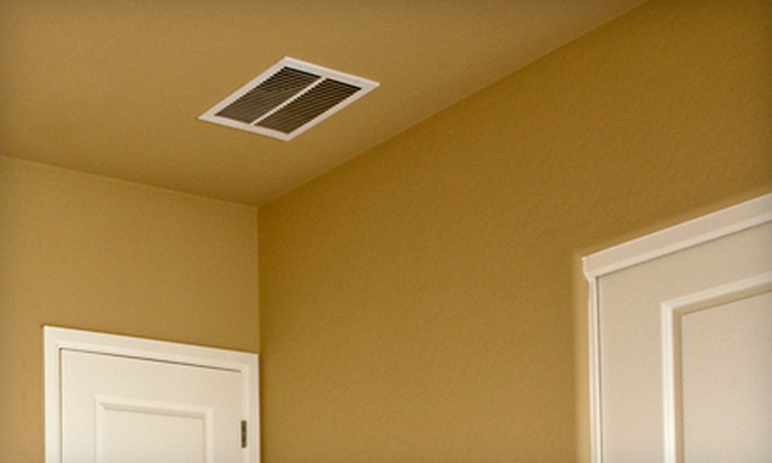 The Dirt Doctor - Fort Worth: Air-Vent and Duct Cleaning from The Dirt Doctor (Up to 79% Off). Three Options Available.