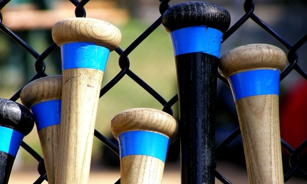 One 60-Minute Batting Cage Session or Three or Five 30-Minute Sessions at On Deck Batting Cages (Up to 59% Off)