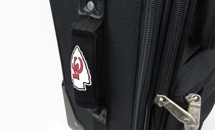 NFL Luggage Handle Wraps 2-Pack. Multiple Designs Available.