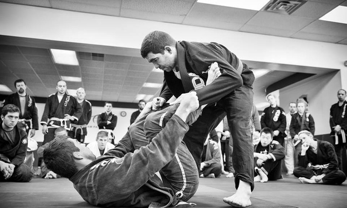 Tony Passos Jiu Jitsu - Steeplechase: $53 for $175 Worth of Martial-Arts Lessons — Tony Passos Jiu Jitsu