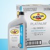 6 Quarts of Pennzoil Platinum Synthetic Motor Oil with Rewards Card