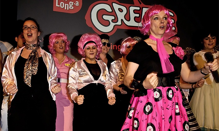 """""""Sing-A-Long-A Grease"""" - France-Merrick Performing Arts Center: $28 to See """"Sing-A-Long-A Grease"""" at France-Merrick Performing Arts Center on Saturday, March 29 (Up to $55.15 Value)"""