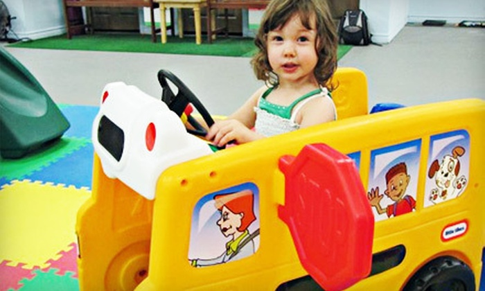 Kiddietown Play Centre - Albro Lake: $25 for Four Months of Unlimited Play at Kiddietown Play Centre in Dartmouth ($65 Value)