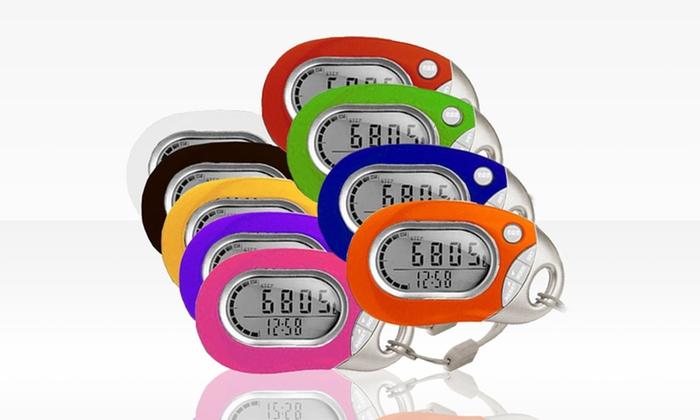 PedUSA Pocket Pedometer with Belt Clip: PedUSA Pocket Pedometer with Belt Clip. Multiple Colors Available. Free Returns.