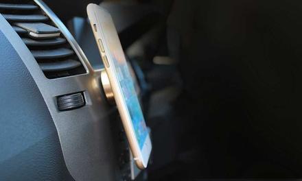 1 o 2 soportes universales magnéticos de móvil para el coche
