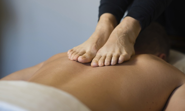Luvli Body Works - Sound Beach: 60- or 90-Minute Full-Body Massage or 60-Minute Ashiatsu Barefoot Massage at Luvli Body Works (Up to 52% Off)
