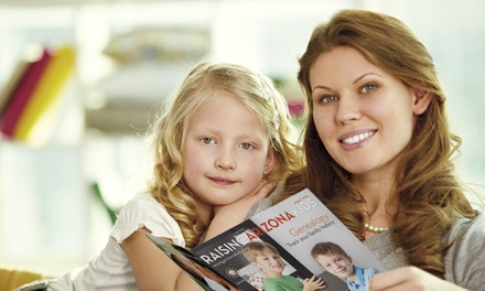 One- or Two-Year Subscription to Raising Arizona Kids Magazine (Up to 63% Off)