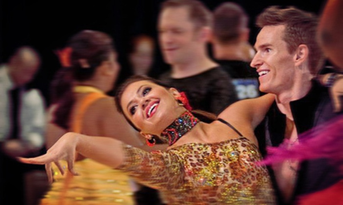 Colorado Dancesport - Littleton: $75 for Three Private Lessons, Group Classes, and Friday-Night Parties at Colorado Dancesport ($270 Value)